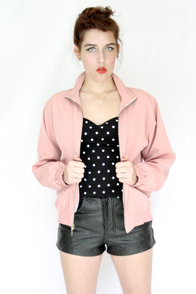 Image of 80's Bubblegum Pink Jacket