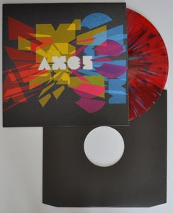 "Image of Axes / Self Titled 12"" Vinyl"