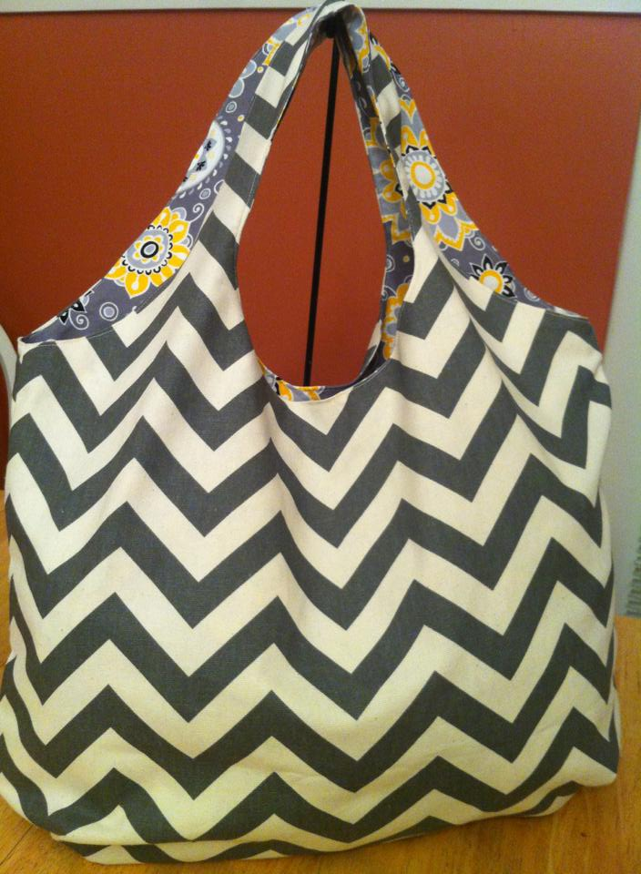 Image of Chevron Summer Bag
