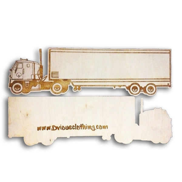 Image of Dvious Truck Canvas