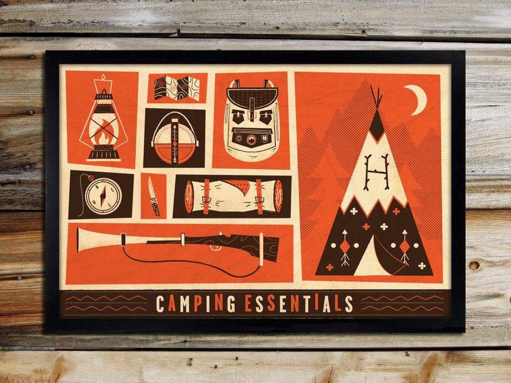 Image of Camping Essentials