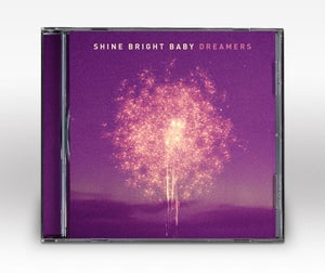 """Image of """"Dreamers"""" CD"""