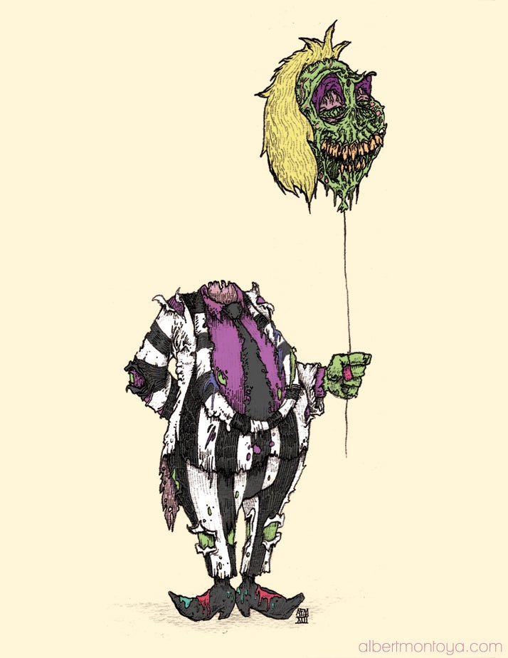 "Image of Print ""Zombie Juice"""