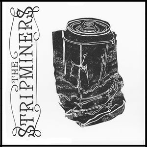 "Image of THE STRIPMINERS ""Movies"" 7''"