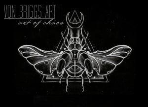 Image of Moth [Rebecca Von Briggs]