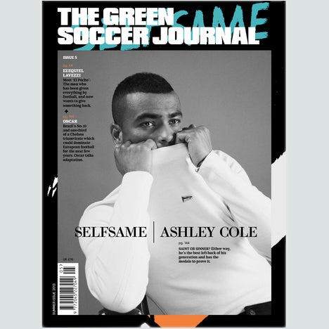 Image of The Green Soccer Journal [Issue Five]: The Self-Same Issue