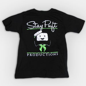 Image of Stay Puft Productions - Black & Green (GUYS)
