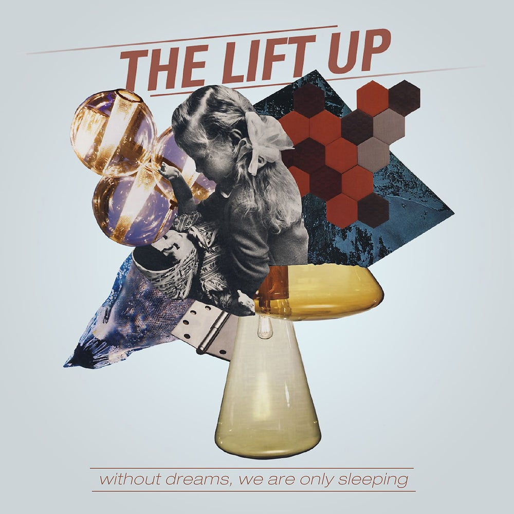 Image of The Lift Up - Without Dreams, We Are Only Sleeping (CD)