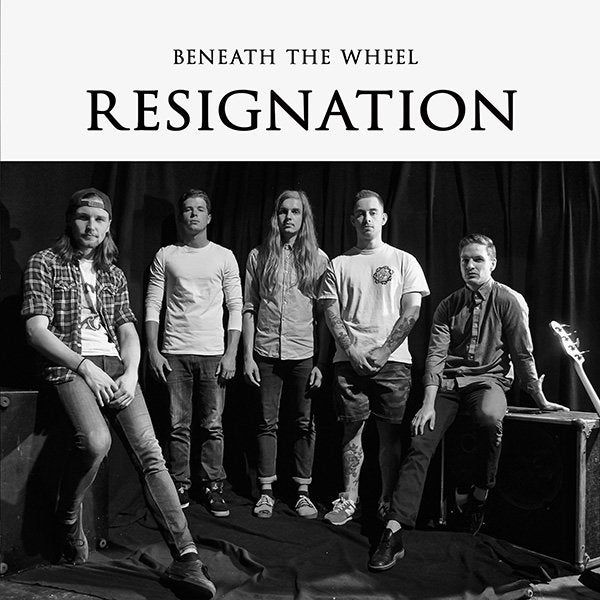 "Image of Beneath The Wheel Resignation 7""-EP"