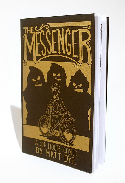 Image of The Messenger - Comic
