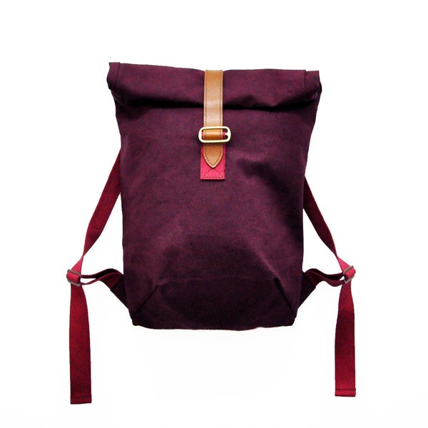 Image of The Kerouac Bag Classic - Maroon (Second Edition)