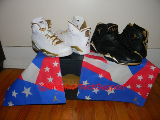 Image of Air Jordan Golden Moments Pack