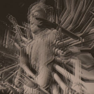 Image of [PR010] Anemone Tube + Dissecting Table - This Dismal World Split LP