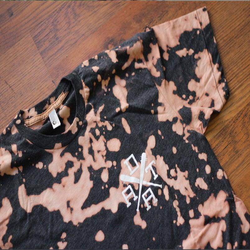 Image of Tee Shirt DATA Versus tie dye