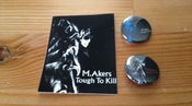 Image of M. Akers Pins / Sticker