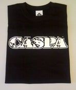 Image of Caspa Black/White Mens T-shirt