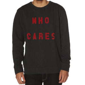 Image of WHO CARES SWEATER