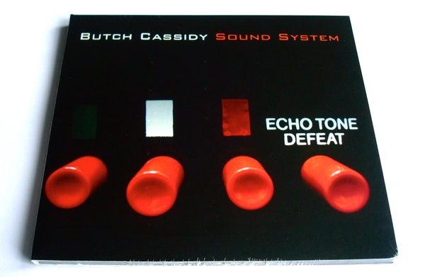 Image of Echo Tone Defeat CD