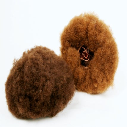 Afro Puff Pocket Bun Hairstyles | apexwallpapers.com