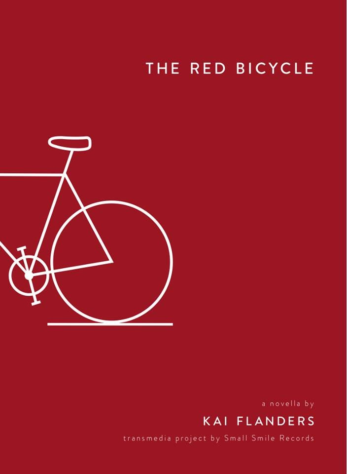 Image of The Red Bicycle