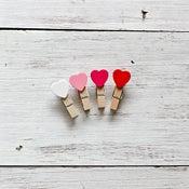 Image of Mini Heart Pegs