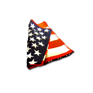 Image of American Flag Bandanna (2 Pack)