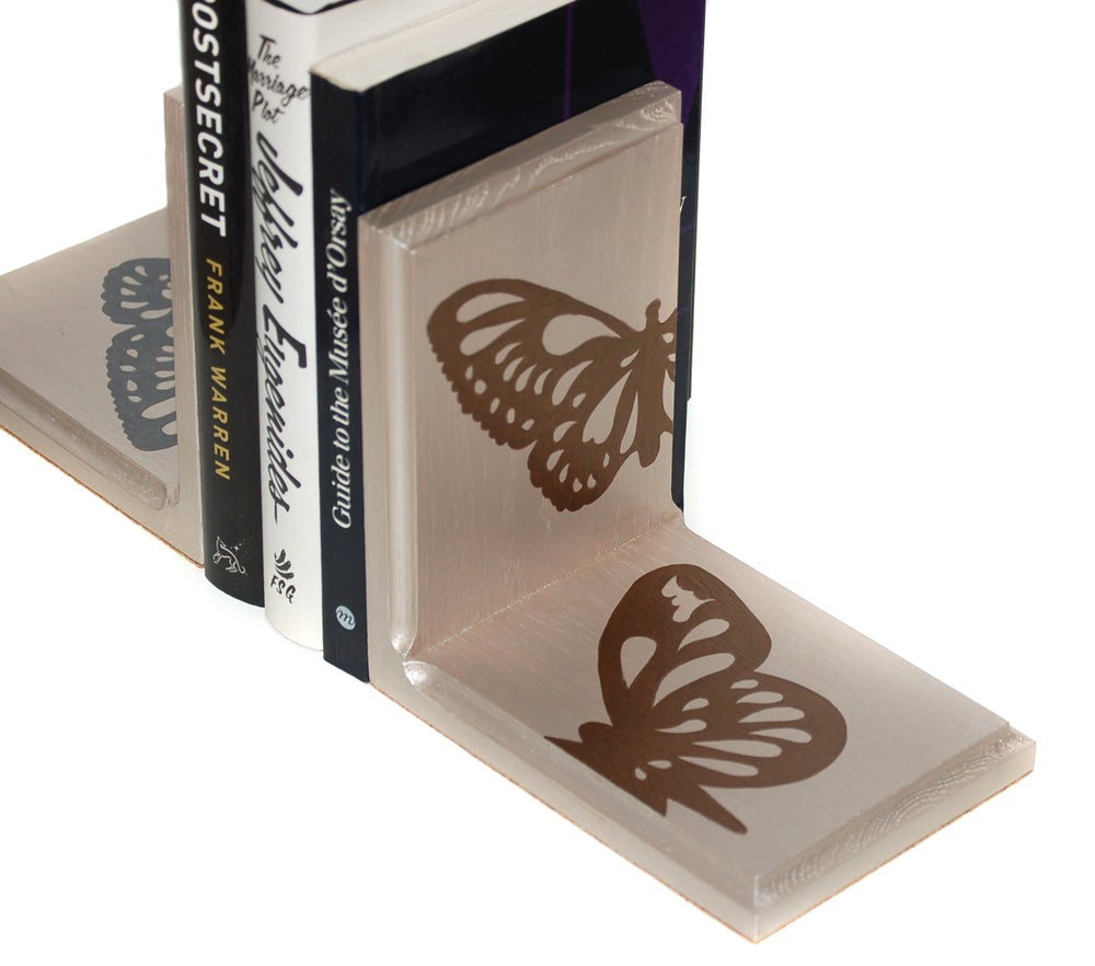 Image of Book End ~ Butterfly