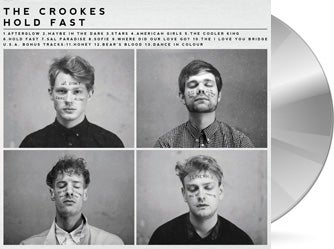 Image of The Crookes - Hold Fast CD