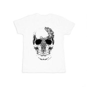 "Image of Classic ""IVY SKULL"" t-shirt / unisex"