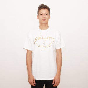 Image of SCUM Shirt gold *limited*