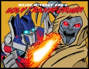 Image of Weird Without End's Holy Transformer
