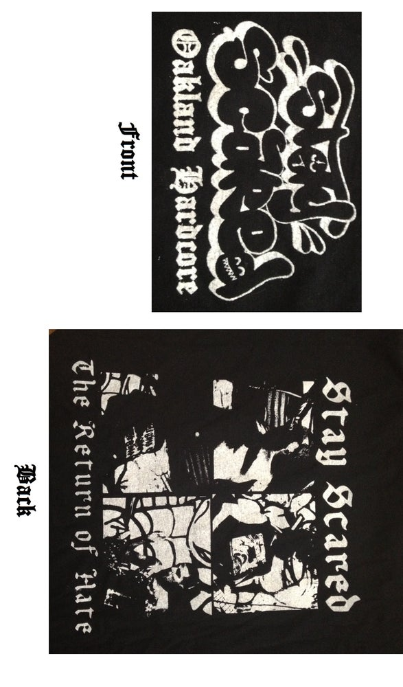"Image of ""The Return of Hate"" shirt"