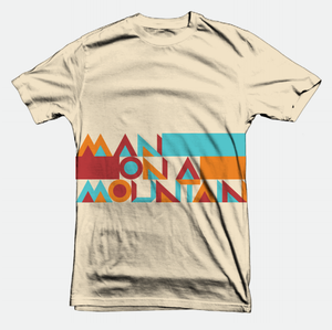 Image of Stripes logo T-shirt