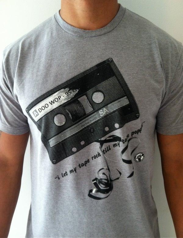 "Image of DJ Doo Wop ''Tape Tee"""