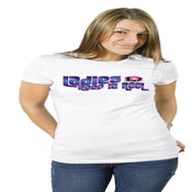 Image of Ladies Keep it Reel Short Sleeve Performance T-Shirt