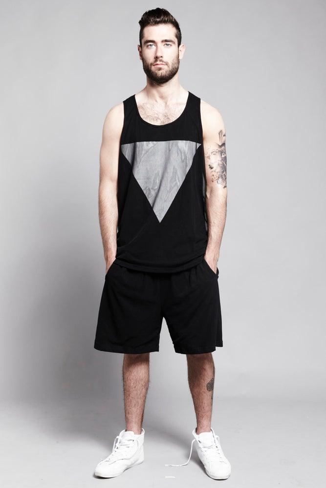 Image of Triangle Mesh Vest
