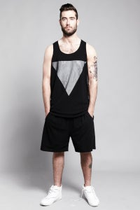 Image of Triangle Mesh Vest