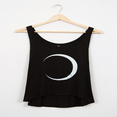 Image of Moon Crescent Semi-Cropped Vest