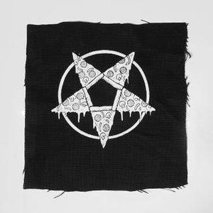 Image of Pizza Pentagram Patch