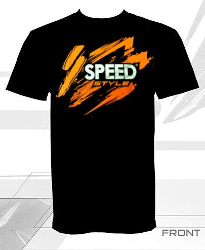 Image of SPEED Style Strokes Shirt