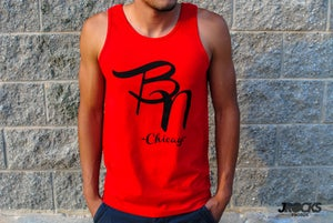 Image of All Red Tank Top