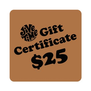 Image of Jive Time Gift Certificate