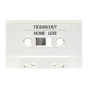 Image of HOME LESS (Cassette)