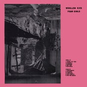 Image of Woollen Kits - Four Girls LP