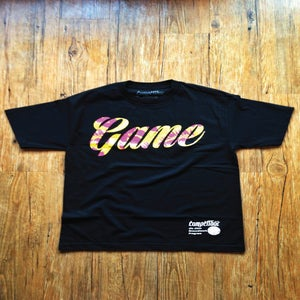 Image of Game Tee : Black