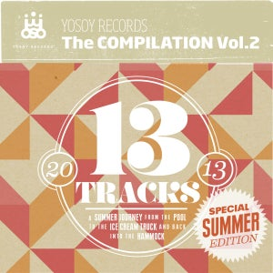 YOSOY RECORDS - The Compilation Vol. 2 (CD)