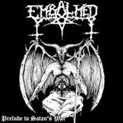 "Image of EMBALMED ""Prelude to Satan´s War""  CD"