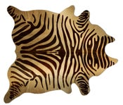 Image of 676685001450  Togo zebra chocolate on natural