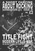 Image of ASFAR issue 36 - summer/autumn 2013