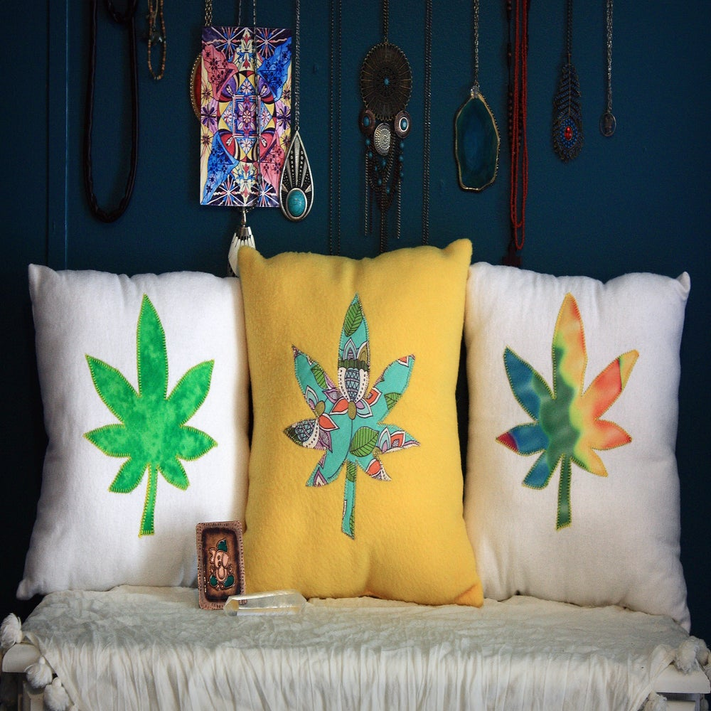 High Vibes Pillow High Vibes Designs